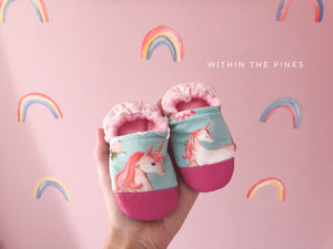 Unicorn Moccs