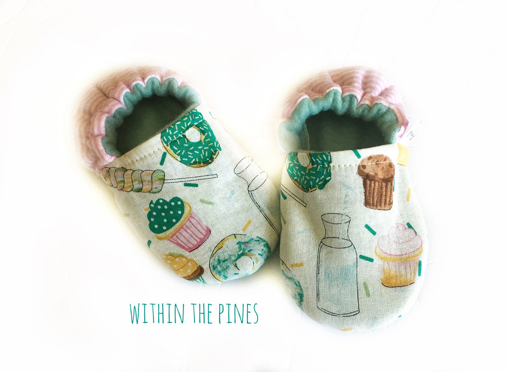 Sweet Treats Moccs