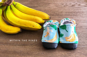 SWIM MOCCS// Bananas