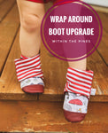 ADD ON: Wrap Around Boot Upgrade