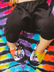 Trippy Unicorn Moccs