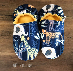 Zoo Animal Moccs