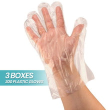 Load image into Gallery viewer, 100% Original plastic gloves - DuaMask