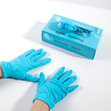 Load image into Gallery viewer, 100% Original Disposable Latex Gloves - DuaMask