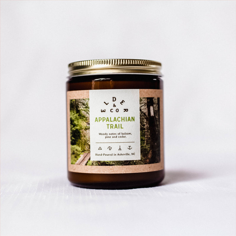 appalachian trail candle