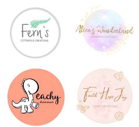 Personalised Logo Design
