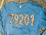 Childress Zip Code Shirt