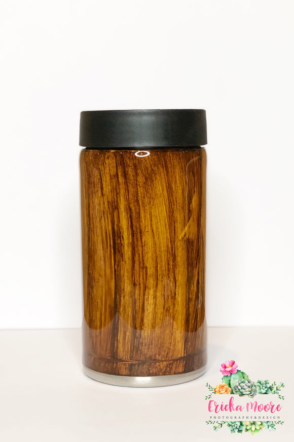 Wood Grain| Can Cooler