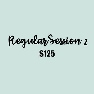Regular Session 2