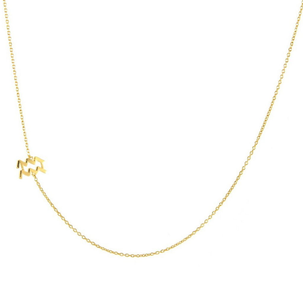 HOROSCOPE NECKLACE AQUARIUS