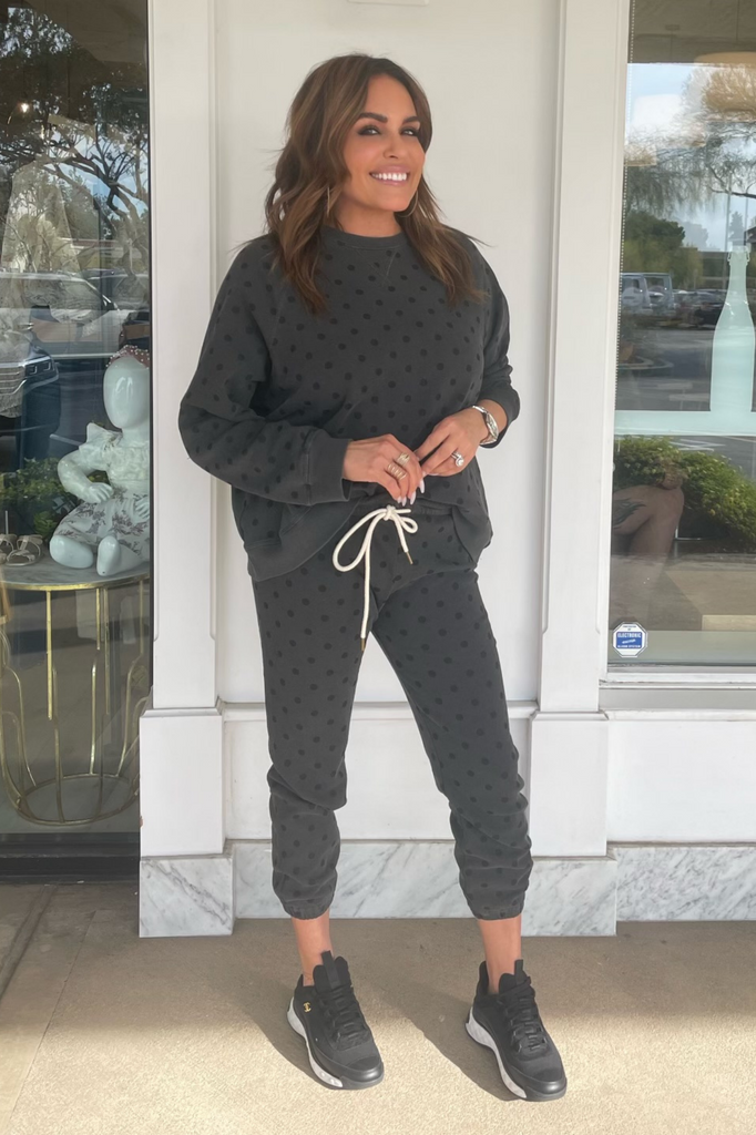 GOLD DOT BLOOMERS