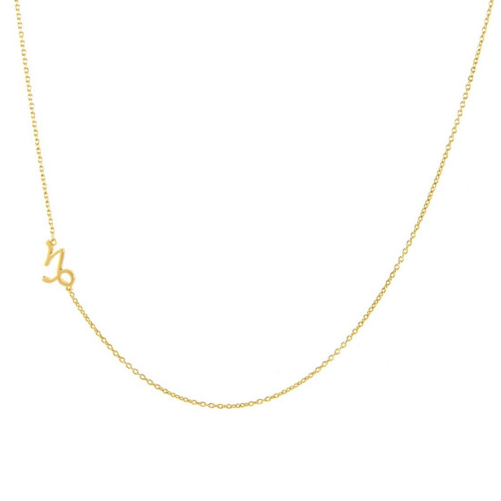 HOROSCOPE NECKLACE CAPRICORN