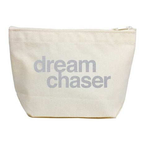 DREAM CHASER POUCH SILVER