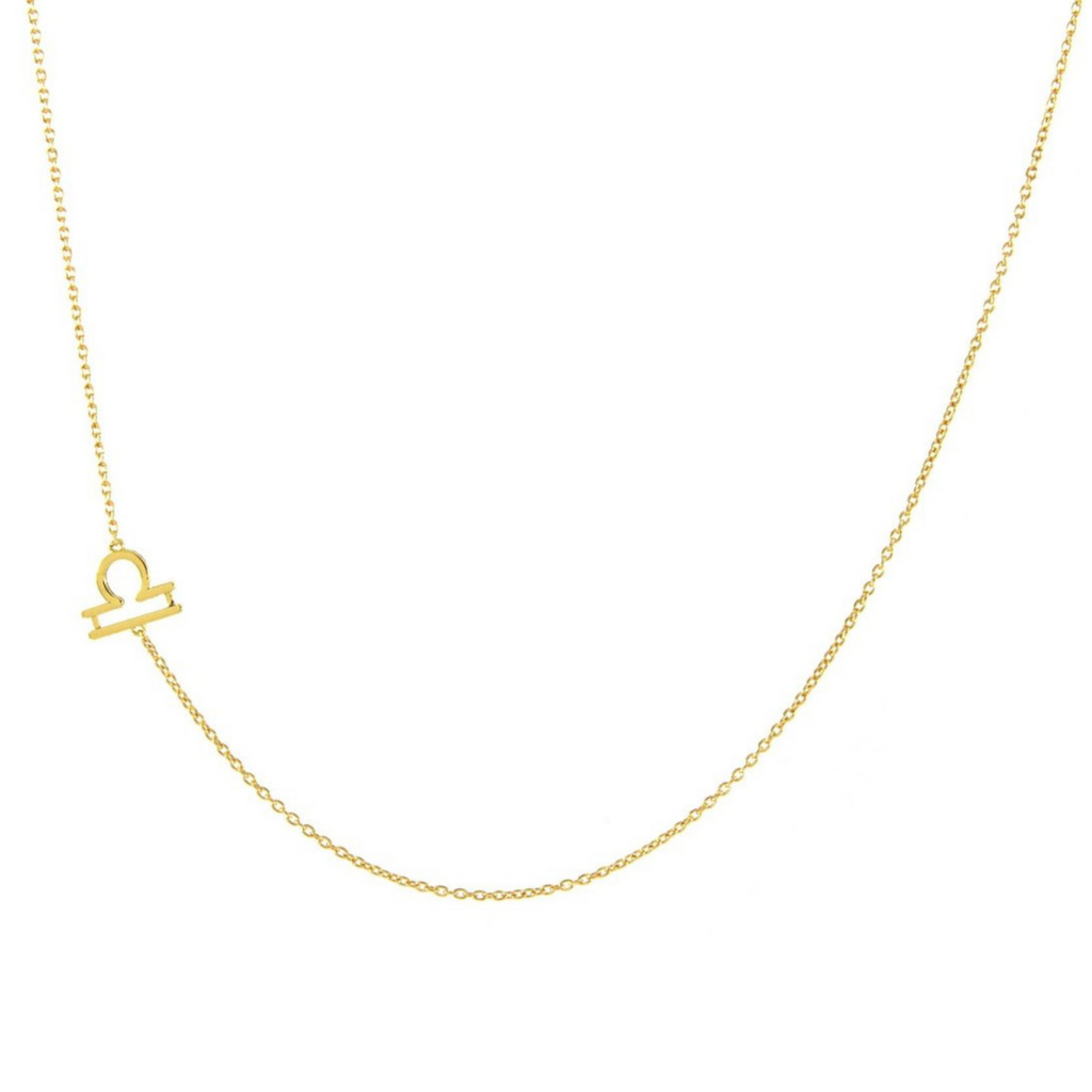 HOROSCOPE NECKLACE LIBRA
