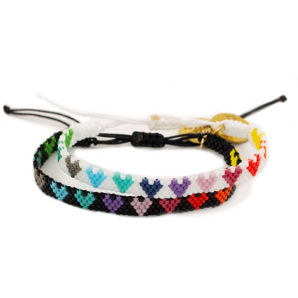 LOVE IS LOVE BRACELET SET/2