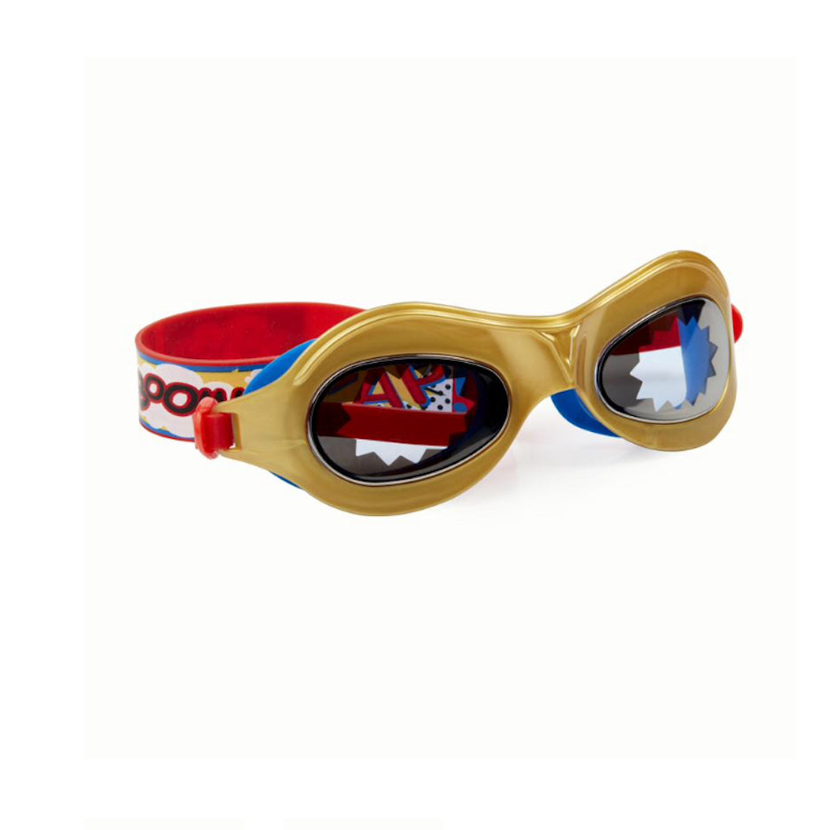 MARVELOUS GOGGLES SWIM FLASH GOLD