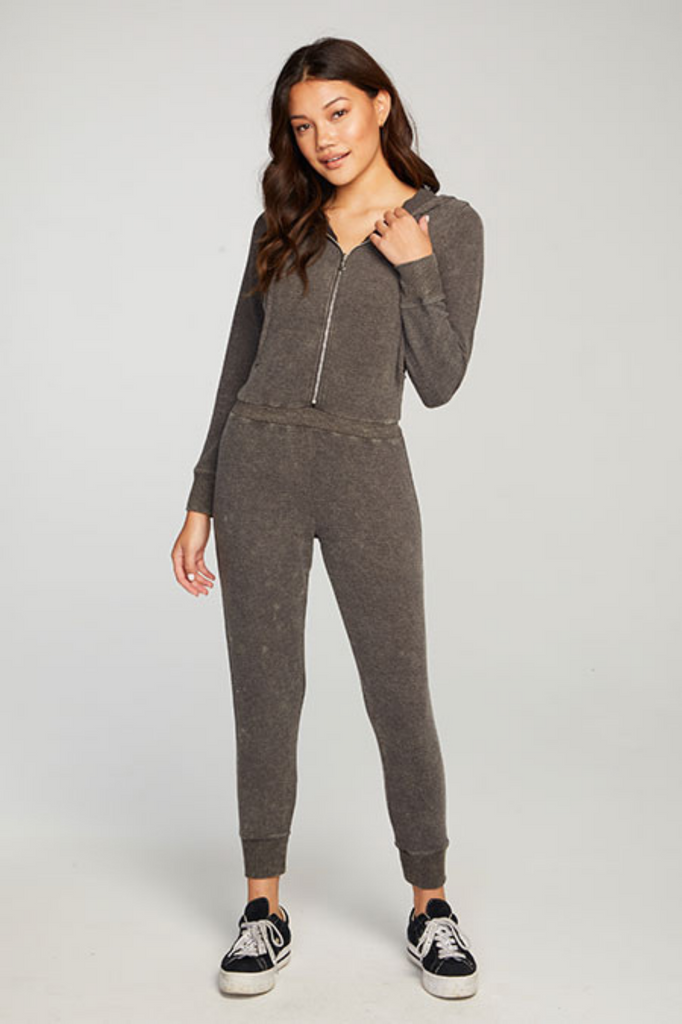 ZIP UP ONESIE JUMPSUIT