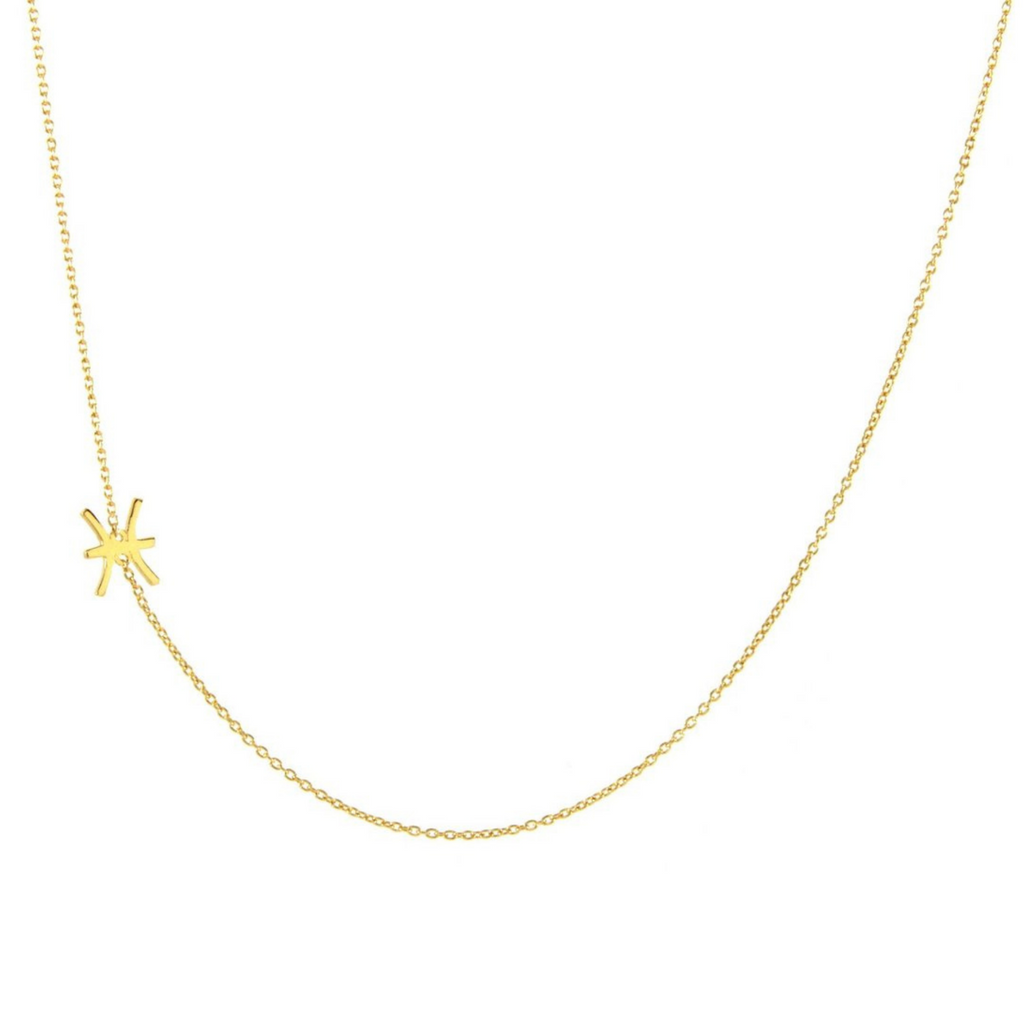 HOROSCOPE NECKLACE PISCES