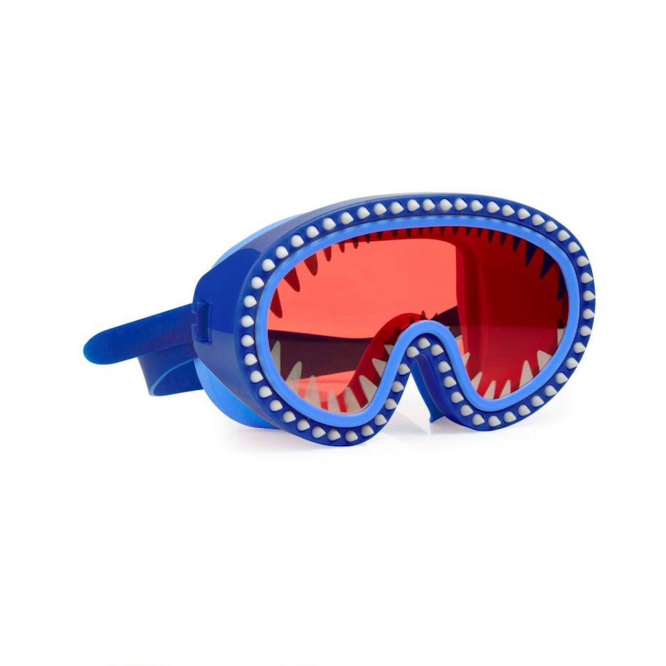 SHARK GOGGLE MASK BLUE