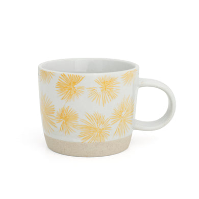 Yellow Palm Mug
