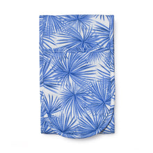 Load image into Gallery viewer, Double Oven Glove - Blue Palm