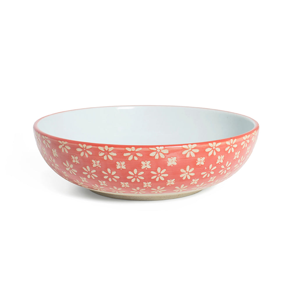 Supper Bowl Red