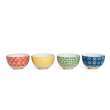 Load image into Gallery viewer, Patterned Tapas Bowls
