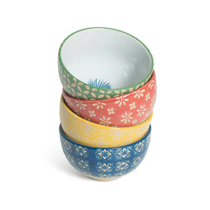 Patterned Tapas Bowls