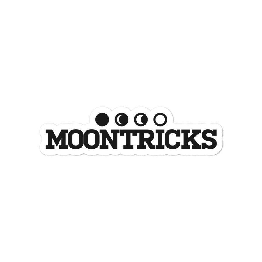Moontricks Logo stickers