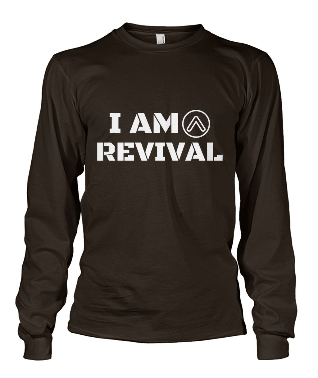 I Am Revival Long Sleeve