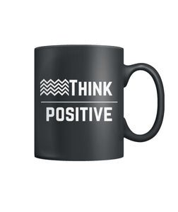 Think Positive Mug Color Coffee Mug