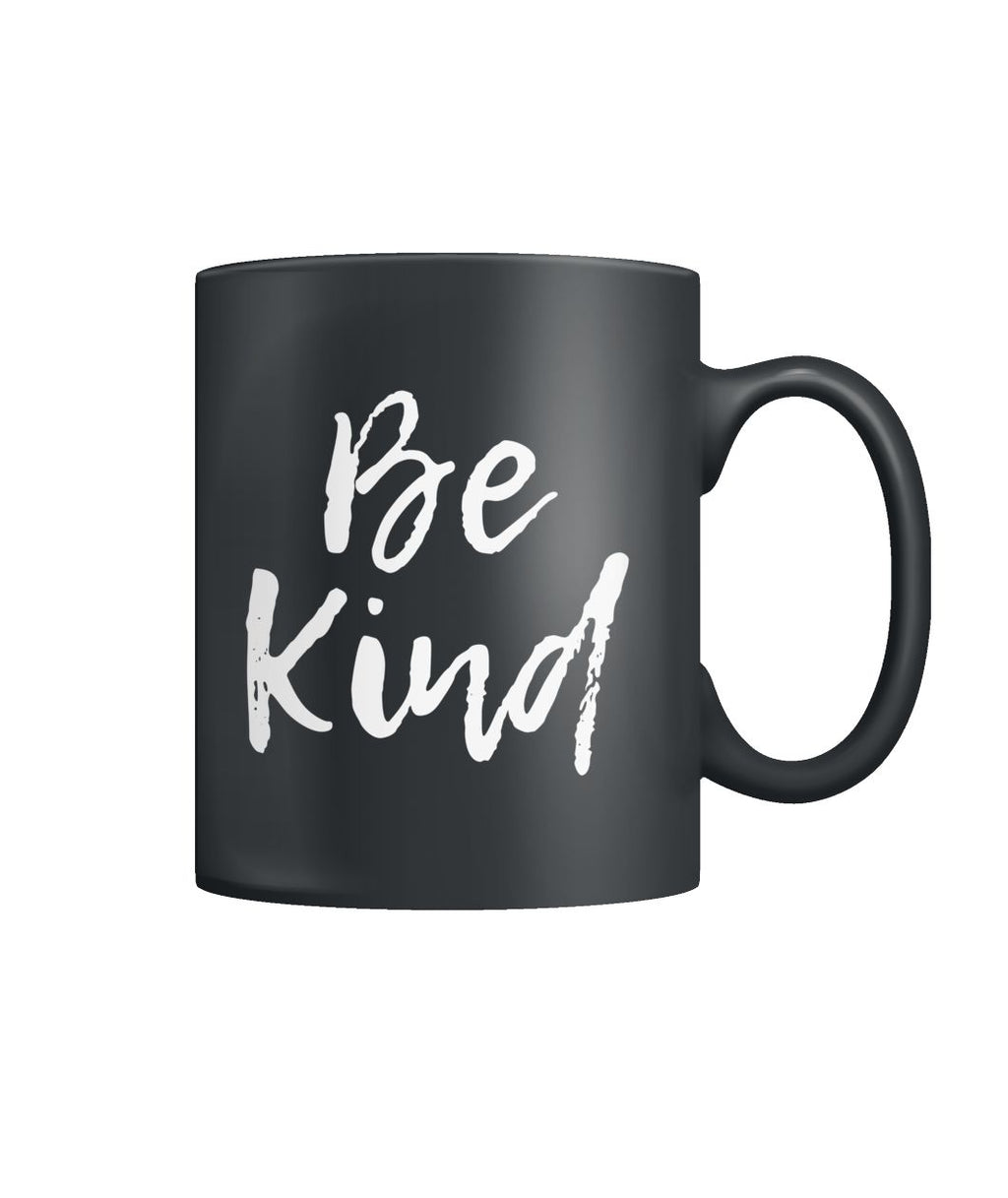 Be Kind Mug Color Coffee Mug