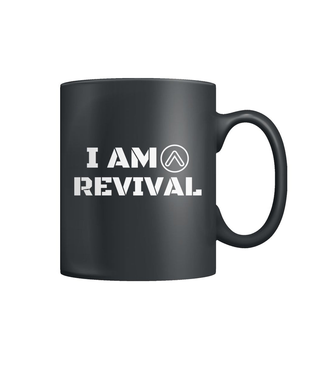I Am Revival Mug Color Coffee Mug