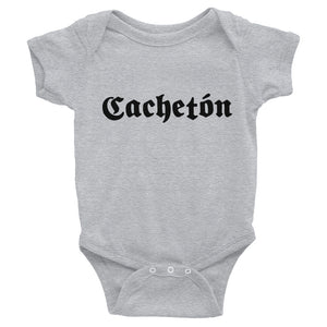 Cachetón-Onesie-for the Latino Culture