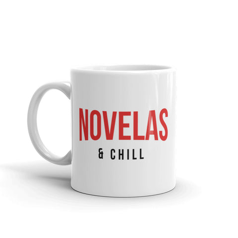 Cafecito, Novelas, and Chill-Mug-for the Latino Culture
