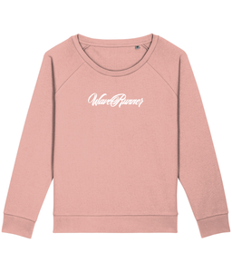 WMNS WaveRunner Super Relaxed Fit Crewneck