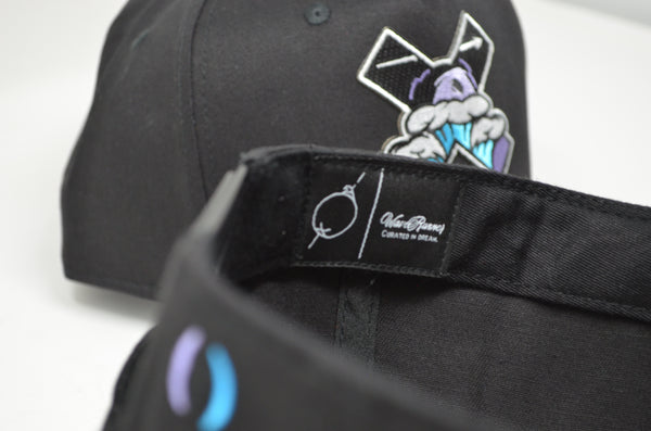 WaveRunner Crown (Curved Brim Snapback)