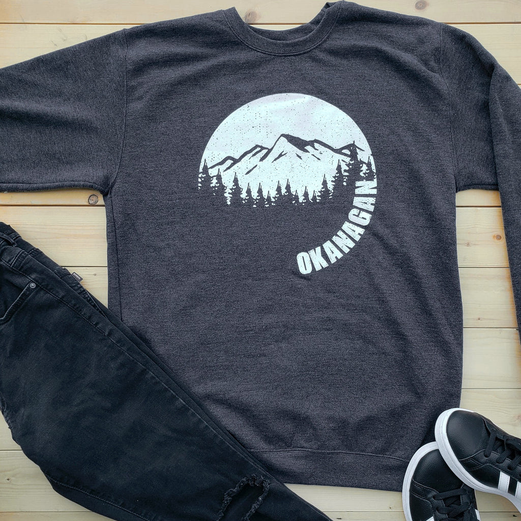 Okanagan Moon Crew Neck