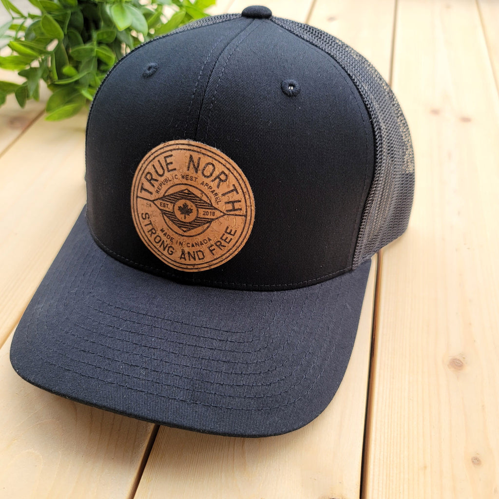 True North (Canada) Cork Patch Trucker Hat