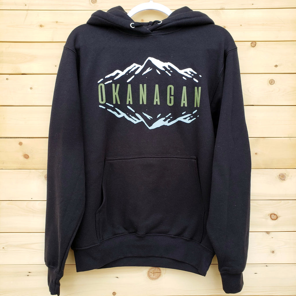 Okanagan Mountains Hoodie - Republic West