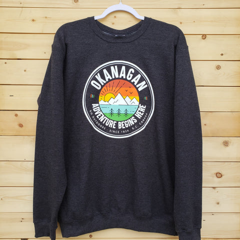Okanagan Adventure Crew Neck - Republic West