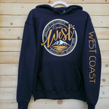 West Rebel Hoodie - West Coast - Republic West