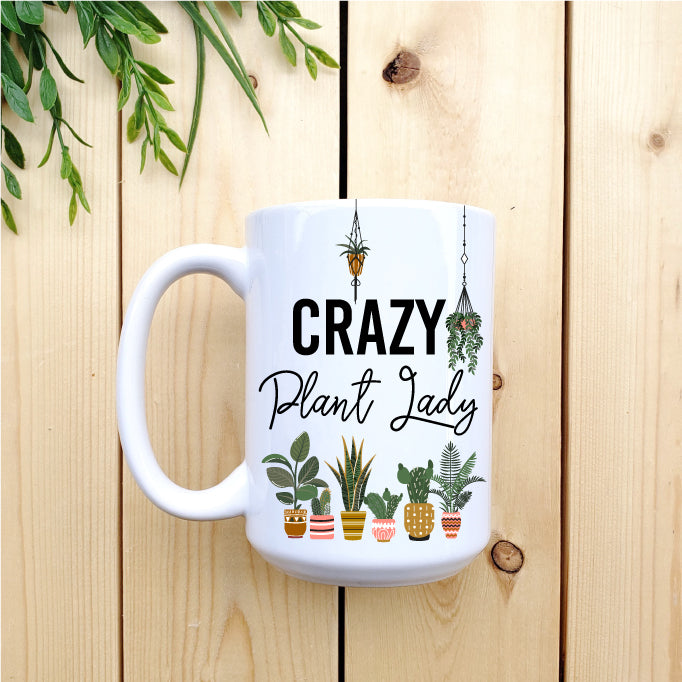 Crazy Plant Lady Mug - Republic West