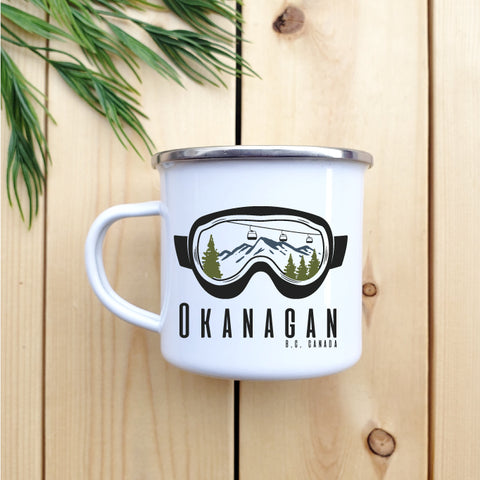 Okanagan Goggles Camp Mug - Republic West
