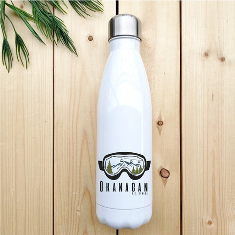 Okanagan Goggles Water Bottle - Republic West