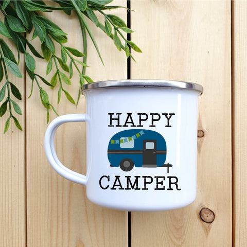 Happy Camper Camp Mug - Republic West