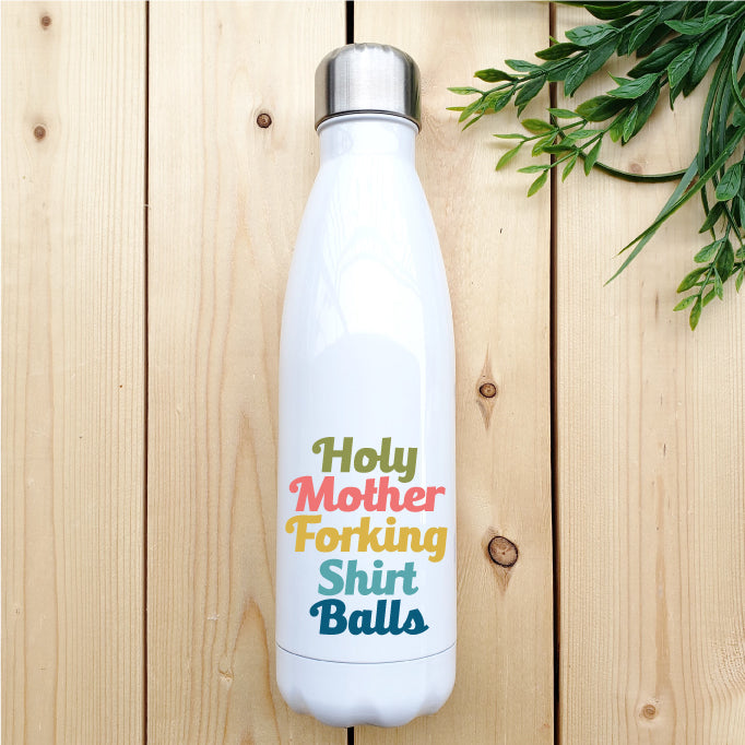 Holy Mother Forking Shirt Balls Waterbottle - Republic West