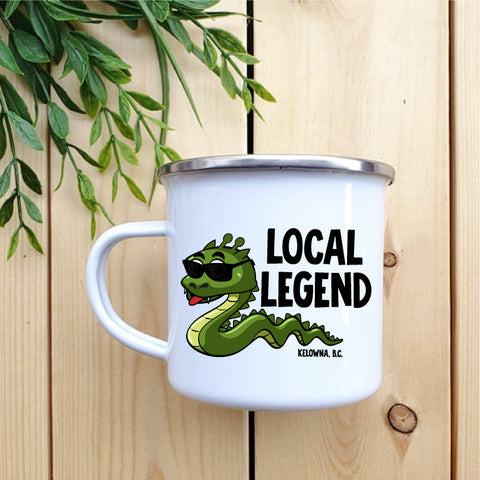 Local Legend Ogopogo Camp Mug - Republic West