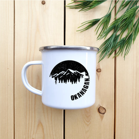 Okanagan Moon Camp Mug - Republic West