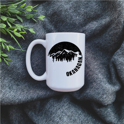 Okanagan Moon Logo Mug - Republic West